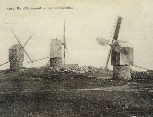 Les moulins d'Ouessant